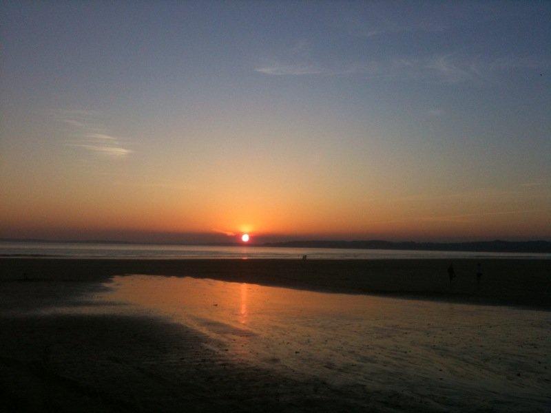 Coucher de soleil du 23 mai 22 heures vivre l 39 instant - Heure de coucher du soleil aujourd hui ...
