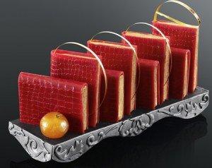 LA buche de Noël 2011 vue par Michalak dans Emotions - poesie- buche_blog-300x238