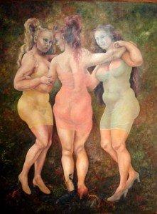 Belles femmes rondes..(nues ou habillées) ..vues par les peintres(1) dans les hommes & les femmes cd327e7cdf91-221x300