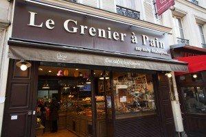 LA BAGUETTE de PAIN.......rue des Abbesses à PARIS (18°): une vraie baguette dans Adresses a retenir photoboulangerie-deux-300x200